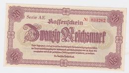 Billet De 20 Reischmark Pick 187   1945  Neuf - [ 3] 1918-1933 : République De Weimar
