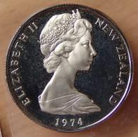 Nouvelle Zélande 50 CENT 1974 - Nouvelle-Zélande