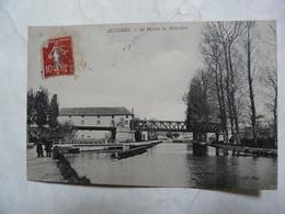 CPA 89 YONNE - AUXERRE : Le Moulin Du Barardeau - Auxerre