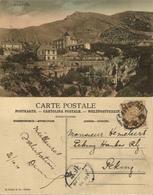 China, CHEFOO YANTAI 烟台, Partial View With St. John's Hermitage (1910) Postcard - Chine