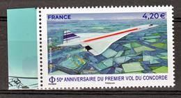 France PA  2019 Concorde Avec Bord De Feuille  (feuille De 10) Neuf ** TB MNH Sin Charnela Faciale 4.2 - 1960-.... Neufs