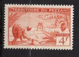 FEZZAN (  POSTE  ) : Y&T  N°  59  TIMBRE  NEUF  SANS  TRACE  DE  CHARNIERE . - Fezzan (1943-1951)