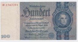 Billet De 100 Reischmark Pick 183  Du 30_8_1924 - [ 3] 1918-1933 : République De Weimar