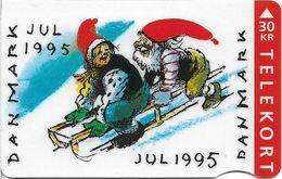 Denmark - TS - Christmas 1995 - TDTS031 - 10.95, 20.000ex, Used - Denmark