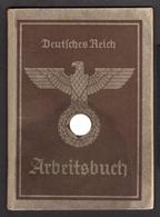 0000-GERMAN EMPIRE-MILITARY PROPAGANDA GERMAN WORK BOOK.Wien.1941.WWII.Arbeitsbuch.DEUTSCHES REICH. - 1939-45