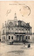 MONTIERS SUR SAULX - Hotel De Ville  (114480) - Montiers Sur Saulx