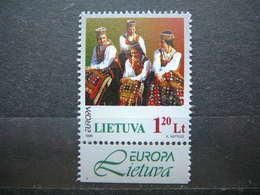 Europa.National Festivals # Lietuva Litauen Lituanie Litouwen Lithuania # 1998 MNH #Mi. 664 - Lithuania
