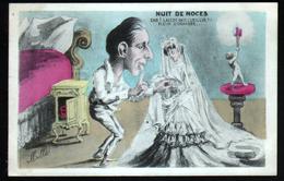 Illustrateur Mille, Nuit De Noces - Mille