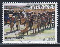 Ghana 2004 Single 4500c Stamp From The Festivals Set. - Ghana (1957-...)
