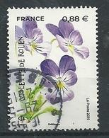 FRANCIA 2019 - Flore - Violette De Rouen - Cachet Rond - 2018-... Marianne L'Engagée
