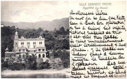 OGGEBBIO - Villa Draneht Pacha - Italie