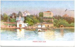 PRINKIPO Yacht Club - Griekenland