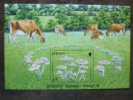 JERSEY  Nature    Fungi II ** MNH - Jersey