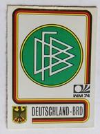 Vignette Autocollante Figurine Panini München 74 Coupe Du Monde Football 1974 Deutschland BRD Allemagne N°79 World Cup - Panini