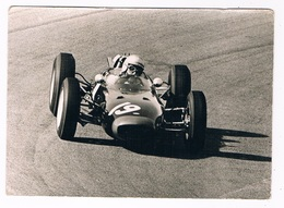 F-1 / 4 ZANDVOORT 1962 : European Grand Prix - John Surtees  With Lola Climax - Moto Sport