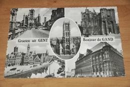 10456-    GROETEN UIT GENT  GAND - Gent