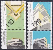 ISRAEL 1990 Mi-Nr. 1174/75 ** MNH - Ungebraucht (mit Tabs)