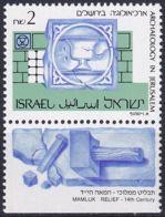 ISRAEL 1990 Mi-Nr. 1163 ** MNH - Ungebraucht (mit Tabs)