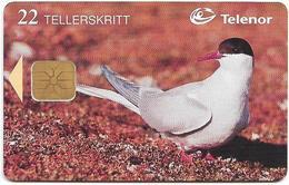 Svalbard - Telenor (Norway) - Rodnebbterne - N-115 - 03.1998, 16.000ex, Used - Svalbard
