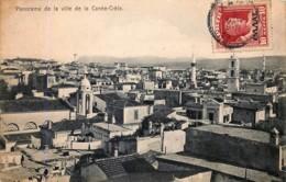 Grèce - Crète - La Canée - Panorama De La Ville De La Canée - Greece