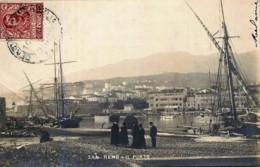 Italia- Fotografia - San Remo - Il Porto - San Remo