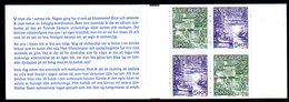 SWEDEN 1995 Nordic Countries: Tourism Booklet MNH / **.  Michel MH204 - Booklets