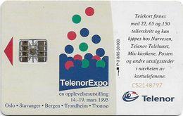 Norway - Telenor - Telenor Expo- P-3C (Cn. C52148797), 03.1995, 9.500ex, Used - Norway