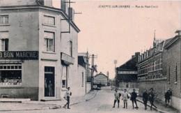 Belgique - Jemeppe-sur-Sambre - Rue Du Haut Cortil - Jemeppe-sur-Sambre