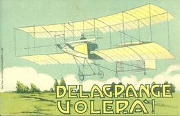 Aereo Delagrange, Riproduzione A10, Reproduction - ....-1914: Precursori