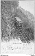 KEHRSITEN BURGENSTOCKBAHN 1903 PRECURSEUR TBE - NW Nidwald