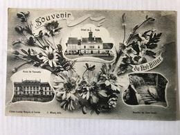 Souvenir De FAYL-BILLOT En 1917 École De Vannerie Hôtel De Ville - Fayl-Billot