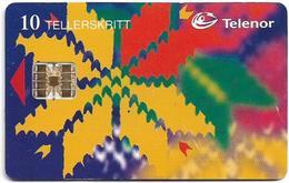 Norway - Telenor - VM Ski 1997 - P-11 - 11.1996, 13.000ex, Used - Norway