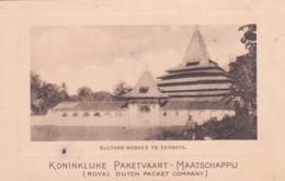 2610155Koninklijke Paketvaart Maatschappij, Sultans Moskee Te Ternate. - Indonesia