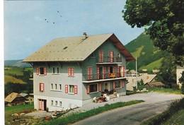 74. VACHERESSE. HOTEL PLEIN SOLEIL + TEXTE - Vacheresse