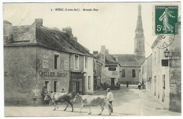 HERIC Grande-Rue (animée, Boeufs, Vaches, Commerces) - France