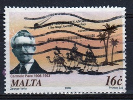 Malta 2006 Single 16c Stamp To Celebrate Christmas Music. - Malta