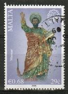 Malta 2008 Single 68c Stamp To Celebrate 2000th Birth Anniversary Of St Paul. - Malta
