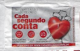 Sugar Packs -   ALERT - Each Second Counts In Acute Myocardial Infarction - Sugars
