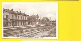 SAINT AVOLD La Gare (Delboy) Moselle (57) - Andere Gemeenten