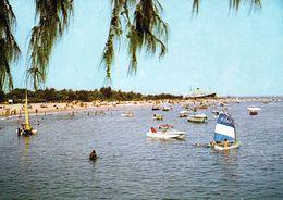1 AK Nigeria * Lagos - Tarkwa Beach Liegt Auf Einer Insel Vor Lagos * - Nigeria