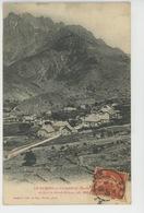 LA BESSEE SUR DURANCE En Face Le Mont Brison - Autres Communes