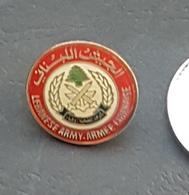 Lebanon Beautiful & High Quality Pin, Lebanese Army - Other