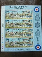 1990   Battle Of Britain   ** MNH - Man (Ile De)
