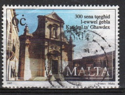 Malta 1997 Single 6c Stamp To Celebrate Anniversaries. - Malta