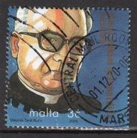 Malta 2005 Single 3c Stamp To Celebrate Personalities. - Malta