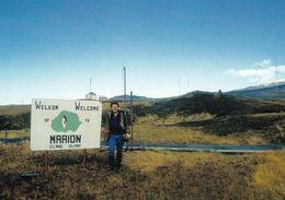 1 AK Prince Edward And Marion Islands * South African Research Station On Marion Island - Zu Südafrika * - Südafrika