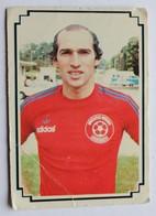 Vignette Type Panini Carte De Football 79 Americana France Carlos Bianchi Paris Saint Germain Argentine - Autres