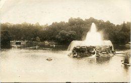 LAGO DE CHAPULTEPEC, MEXICO. POSTAL CPA CIRCULATED 1946 MEXICO TO ARGENTINA -LILHU - México