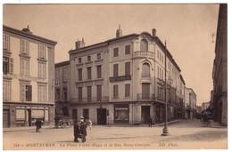 MONTAUBAN - La Place Victor Hugo - Montauban
