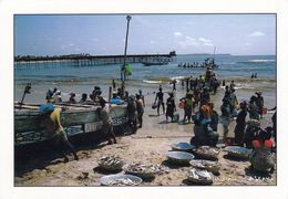 1 AK Elfenbeinküste Côte D'Ivoire * Die Fischer Von Sassandra * - Elfenbeinküste
